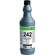 CLEAMEN 242, prostředek čistící, kuchyňské odpady, s dezichlórem, 1 L