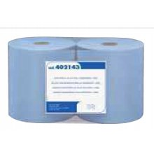 Utěrka průmysl standard, 2vr., 360 m, modrá 412058