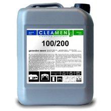 Prostředek čistící, CLEAMEN 100/200, generální, denní,  5 L