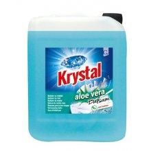 Balzám tekutý, KRYSTAL, na nádobí, Aloe Vera, 5 L