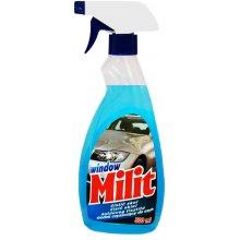 Prostředek čistící, MILIT, na autosklo, 500 ml