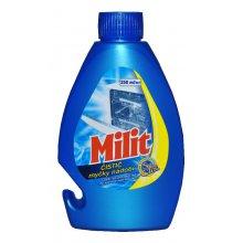 Prostředek čistící, MILIT, na myčku nádobí, 250 ml