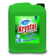 Gel dezinfekční, KRYSTAL PINE SANAN, 5 L