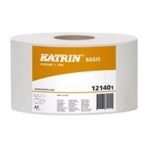 MT, Papír toaletní Katrin Basic Gigant 280, 1vr., 350 m, šedý