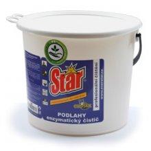 Everstar, PODLAHY, enzymatický čistič, Zelený úklid, neutrální, 3 kg