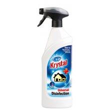 Dezinfekce univerzální, KRYSTAL, 750 ml