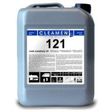 CLEAMEN 121, vosk metalický, na podlahy, 5 L