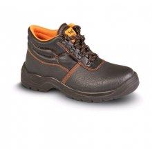 VM Import, bezp. obuv kotníčková TALLIN, s ocel. tužinkou, DOPRODEJ