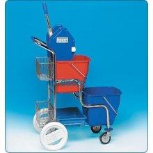 Eastmop Vozík úklidový Kamzík + 2x košík