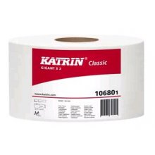 MT, Papír toaletní Katrin Classic Gigant S2 180, 2vr., 150 m, bílý