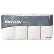 MT, Papír toaletní Katrin Plus 160, 2vr., 18,7 m, bílý