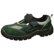 VM Import, Obuv sandál, pracovní, AMSTERDAM S1, s ocel. tužinkou, barvy, vel. 36 - 50