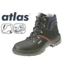 Atlas, Obuv kotníková, ANATOMIC BAU, 150 S3 0350, vel. 36 - 48