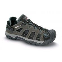 VM Import, Obuv sandál, outdoorový, TRIPOLIS, šedo - černý, vel. 36 - 48