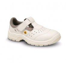 VM Import, Obuv sandál, pracovní, BERN S1 ESD White, bílý, vel. 36 - 48