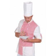 TDX, Čepice kuchařská KOMÍN, otevřená - obvod hlavy