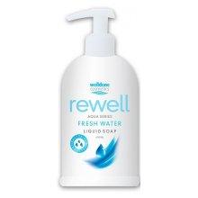Well Done, Rewell tekuté mýdlo 400 ml, Fresh water