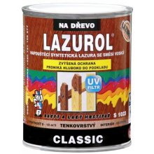 LAZUROL classic S1023/0021, 750 ml, ořech