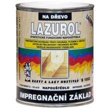 LAZUROL impregnační základ S1033/0000, 750 ml, bezbarvý