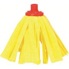 Mop páskový žlutý