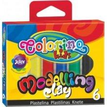 Colorino modelína, 6 barev