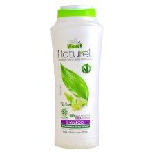 Madel, Šampon vlasový, Zel.čaj + kaštan, WINNI´S NATUREL SHAMPOO THE VERDE, 250 ml