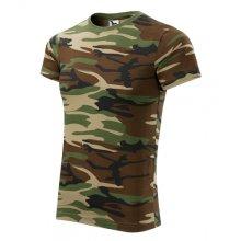 Adler, Triko unisex Camouflage 3XL