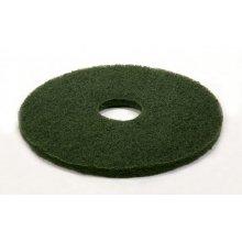 Etc, PAD 14, kruhový, 35,6 cm, zelený