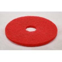 Etc, PAD 17, kruhový, 43,2 cm, červený
