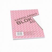 Blok kancelářský BOBO A5 linkovaný