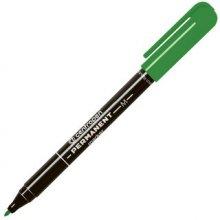 Popisovač 2846 Permanent zelený