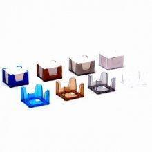Blok špalíček krabička s náplní mix barev