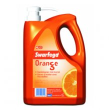 Deb, SWARFEGA ORANGE, mycí pasta s pumpičkou, 4 l