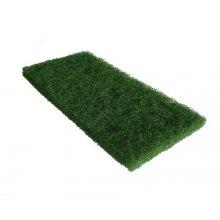 Pad ruční, zelený