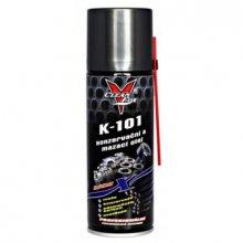 Autoll, CLEANFOX, Konzervační olej K-101 s trubičkou, 200 ml
