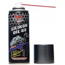 Autoll, CLEANFOX, Silikon oil-68 s trubičkou, 200 ml