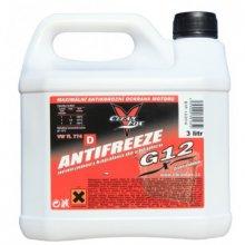 Autoll, CLEANFOX, Antifreeze G12 D, červený, 3 l