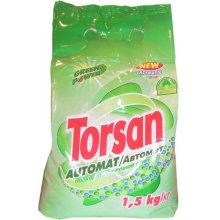 Prášek prací, TORSAN AUTOMAT GREEN POWER, univerzální, 1,5 kg