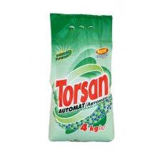 Prášek prací, TORSAN AUTOMAT GREEN POWER, univerzální, 4 kg