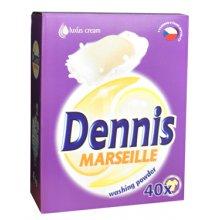 Prášek prací, DENNIS MARSEILLE, s marseilským mýdlem, 4 kg