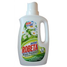 Aviváž, ROBETA GREEN FRESHNESS, zelená, 1 L