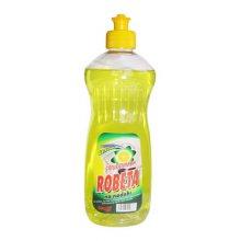 Prostředek čistící, ROBETA, na nádobí, citron, 500 ml