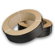 Páska vázací PP 15mm/0,8mm/1600m/406 , černá