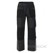Adler, Kalhoty pánské do pasu, pracovní, RANGER, šedé, vel. S - 2XL