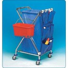 """Eastmop  """"X"""" vozík pozinkovaný"""