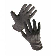 Červa, BUSTARD BLACK rukavice BA s PVC terčíky -11