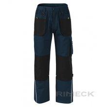 Adler, Kalhoty pánské do pasu, pracovní, RANGER, modré, vel. S - 2XL