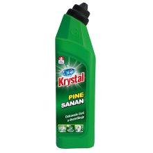 Gel dezinfekční, KRYSTAL PINE SANAN, 750 ml