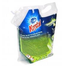KRYSTAL,prostředek čistící, na nádobí, Lemongrass, mix BAG, 5 L
