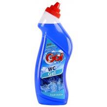 Alter, Gel do wc, GO!, Fresh active, modrý, 750 ml